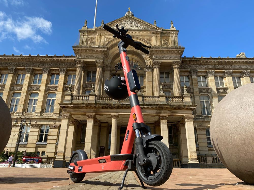 Birmingham e-scooter trial zone set to expand across the city this month