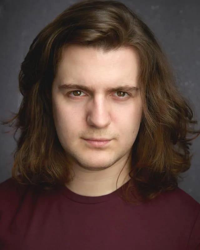 Actor Harvey McDonald from Stourbridge in the West Midlands