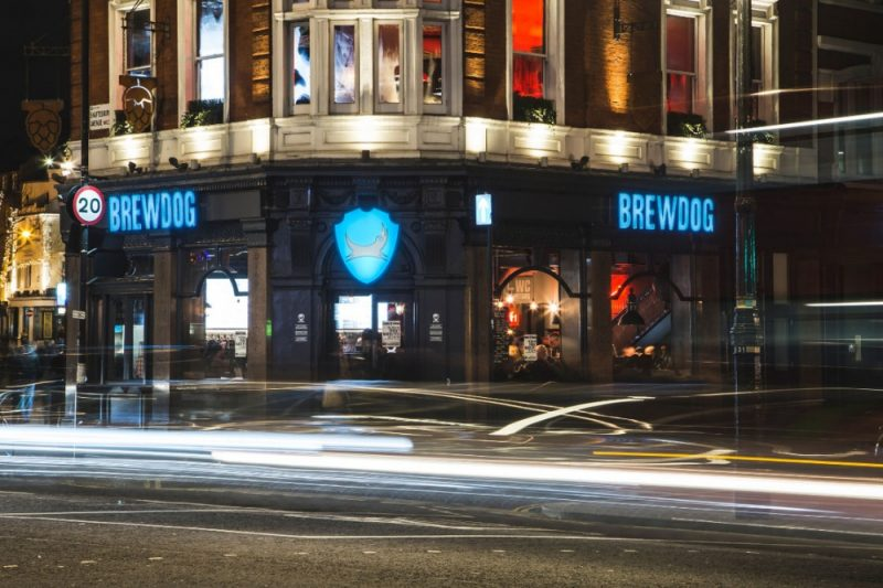 Pub chain BrewDog have also offered their hospitality venues for use as vaccination centres if needed