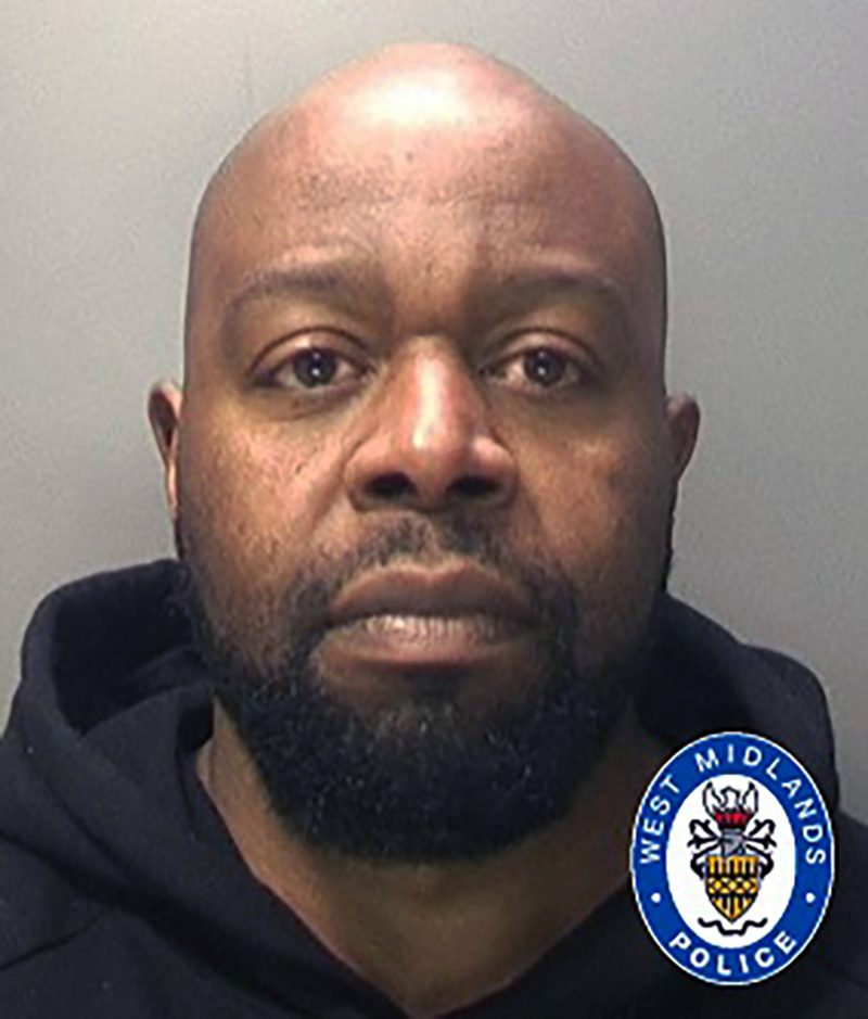 Former officer Emerson Estridge preyed on victims of crime he met while on duty, to develop personal and sexual relationships