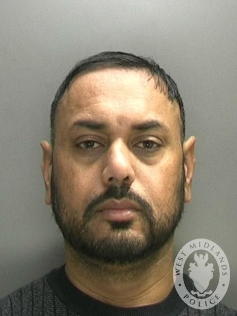 Gurpreet Singh was found guilty of murdering his wife after staging a burglary at his home
