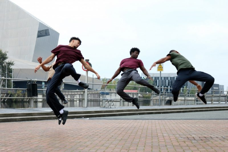 Hip Hop dance artists have been commissioned to work in North Birmingham as part of Gallery37, helmed by Saathi House