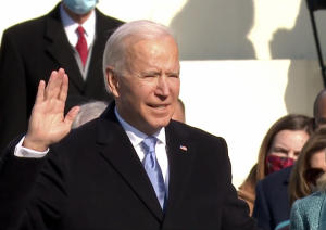 Joe Biden sworn in as the 46th President of the United States