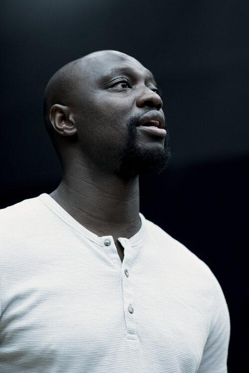 Joseph Toonga's dance work explores theme of racial stereotypes and bias towards Black men