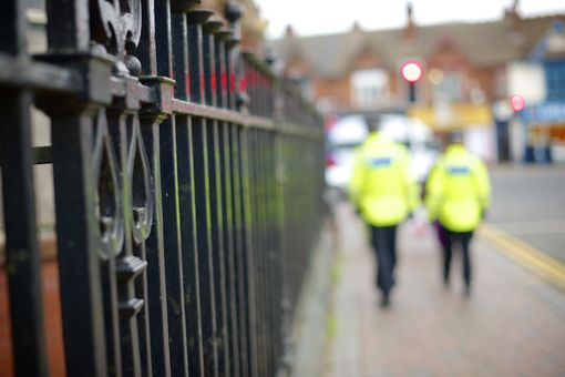 Police can fine individuals breaking lockdown rules but enforcement is a last resort for the force