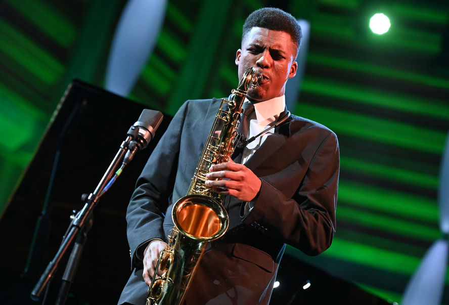 Birmingham artist Xhosa Cole wins BBC Young Jazz Musician