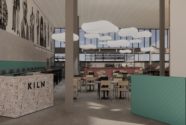 A £1.17M investment for the Birmingham MAC wil see a new café and restaurant at the arts centre