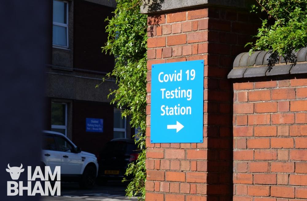 Council secures more testing kits for Birmingham COVID hotspots