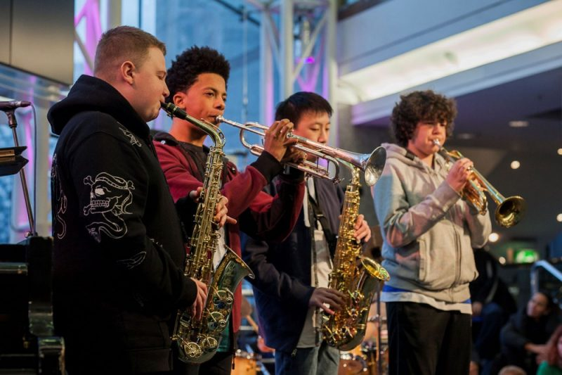 Jazzlines Summer School offers a comprehensive and broad-ranging programme aimed at emerging talent
