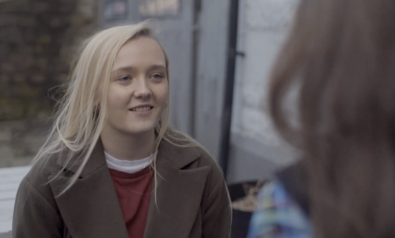 'Callie' by Georgia Leigh Taylor from Staffordshire University won for Crafting Skills at the RTS Midlands Student Television Awards 2021