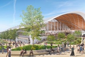 £570m contract to build HS2 Birmingham station awarded to team behind London's Euston terminus