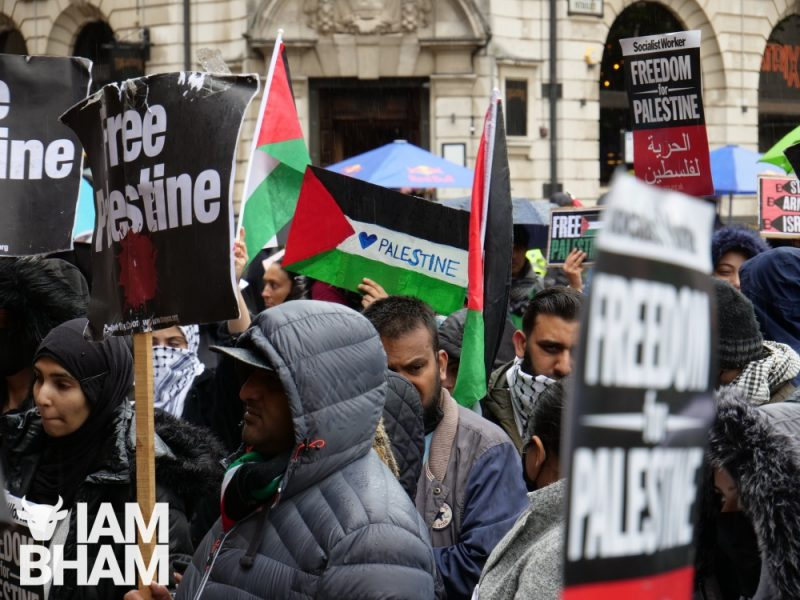 Recent events in Israel and Palestine have led to fresh global protests