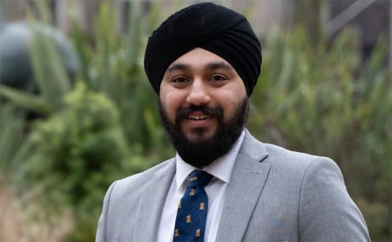 Conservative WMPCC candidate Jay SIngh-Sohal did well in Dudley, Wolverhampton and Solihull but didn't get enough votes to with the WMPCC election