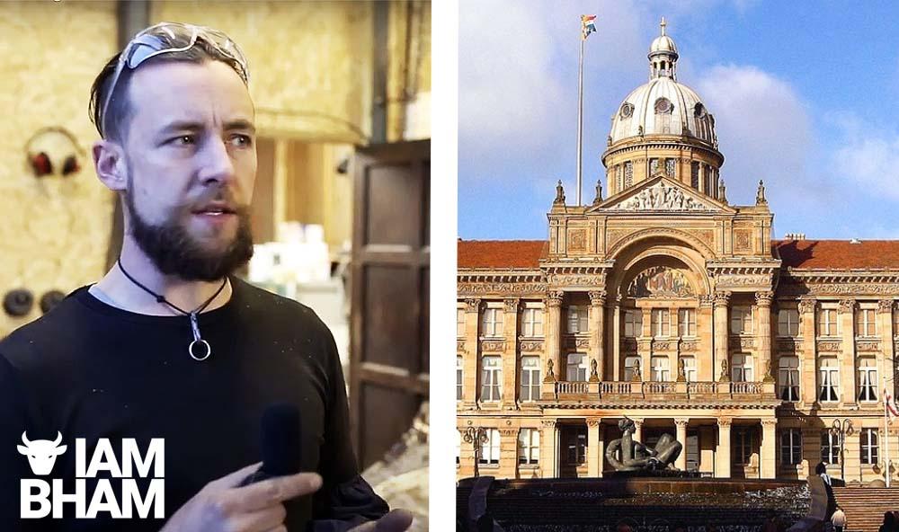 New public art celebrating Birmingham's diversity to be unveiled in city's Victoria Square