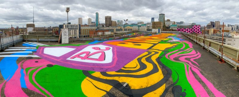 'Be Bold, Be Birmingham' is an initiative to celebrate the achievements of the city
