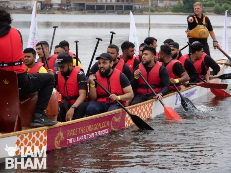 boat racing team
