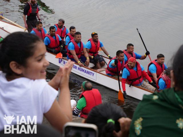 IN PICTURES: 'Nowka Bais' Bangladeshi boat racing celebrations return to Birmingham