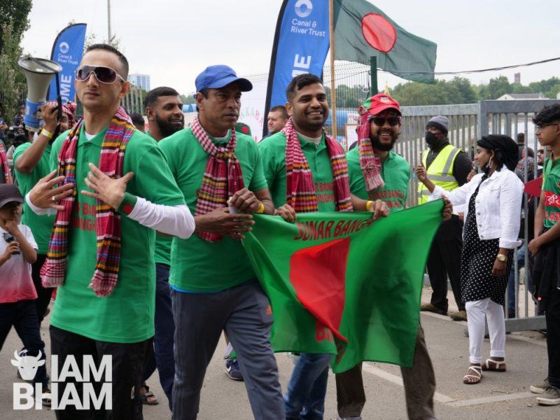 Bangladeshi boating team