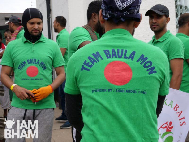 Team Baula Mon Bangladeshi boat racing team