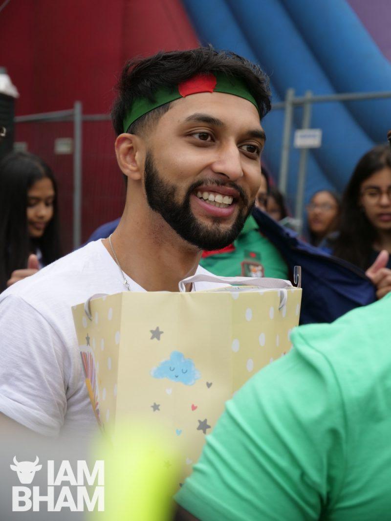YouTuber and reality TV star Smash Bengali Hashu Mohammed