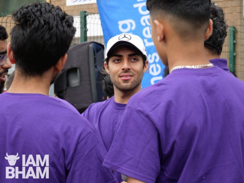 Human Appeal charity team