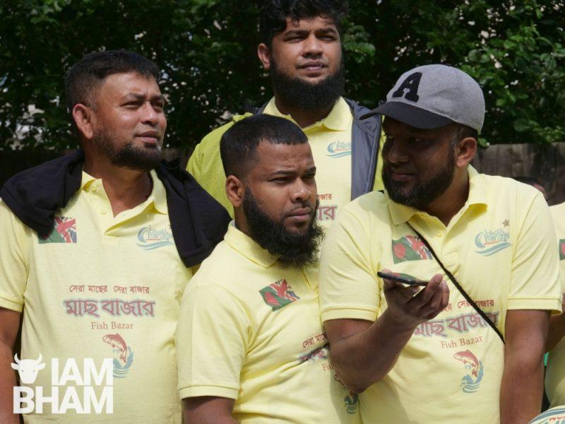 Bangladeshi boat racing team