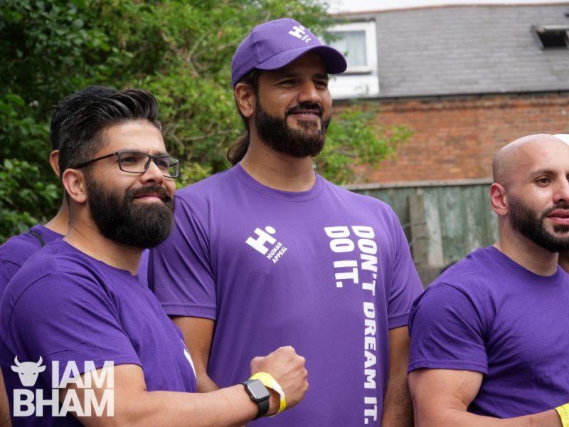 Human Appeal men's boat racing team
