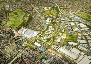 """Council announce """"Masterplan"""" outlining ambitious future vision for Perry Barr by 2040"""