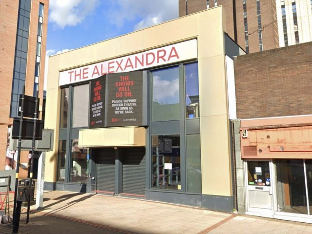 The Alexandra in Birmingham will be reopening on Tuesday 20 July