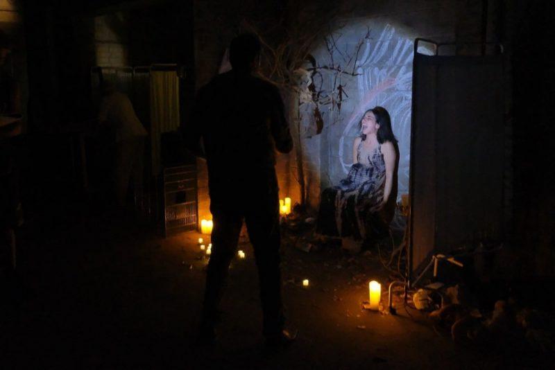 Inanna (Alex Kapila) is haunted by the horrific nightmare of rape