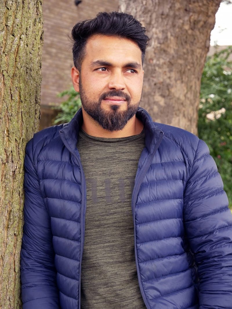 Bashir Ahmadzai, who was persecuted by the Taliban, is fighting for his right to stay in the UK