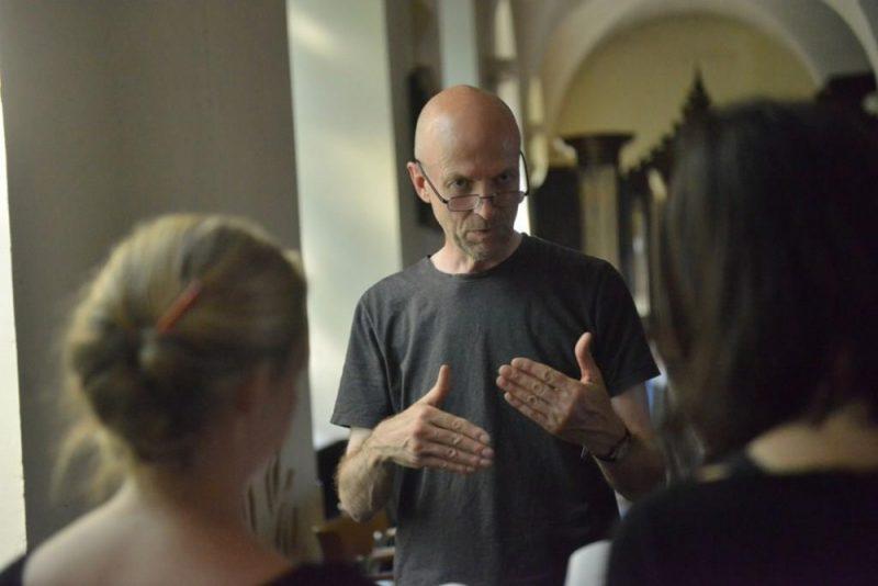 David Allen - Artistic Director of Midland Actors Theatre