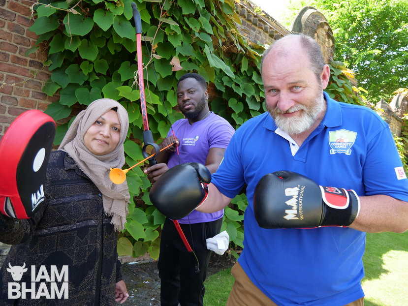 Residents to launch first-ever Aston Community Games celebrating sport in Birmingham