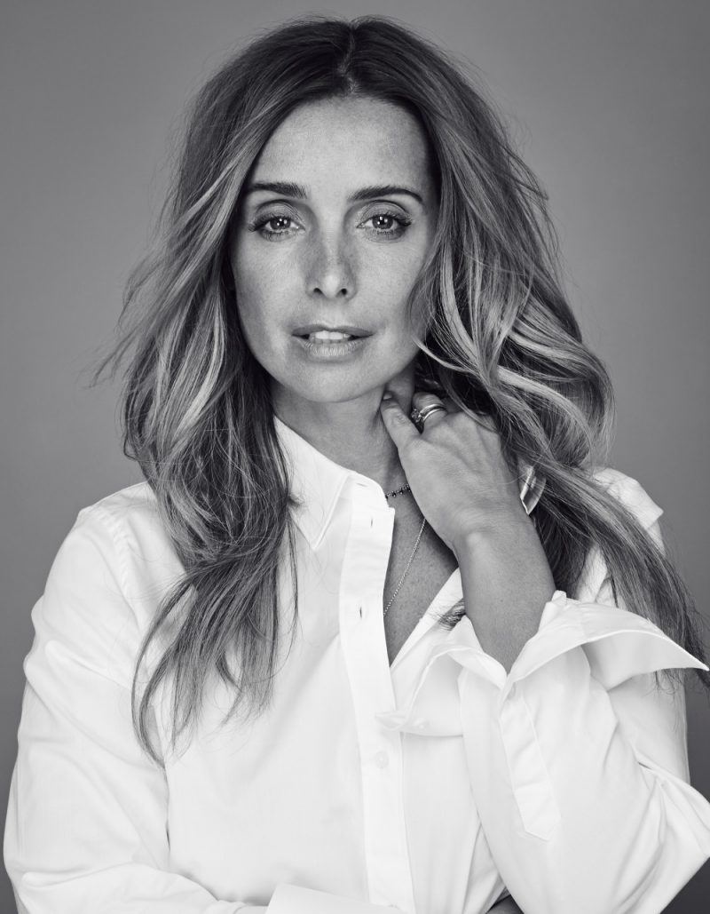 Louise Redknapp plays Violet Newstead in 9 To 5 The Musical, a role played by Lily Tomlin in the original 1980 motion picture