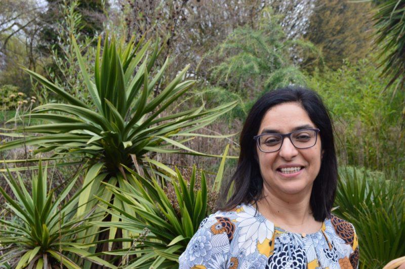 Sabra Khan is Executive Director of Sampad arts