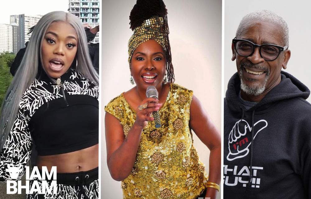 Lady Leshurr, Junior Giscombe, Janet Kay and Omar among stars to perform at Solihull festival