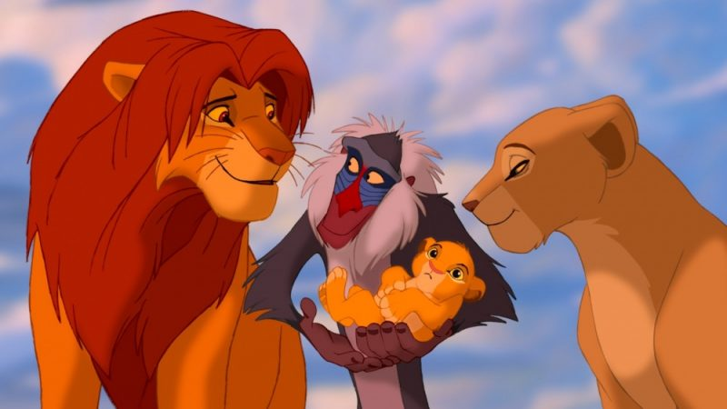 The Lion King is a classic 1994 Walt Disney Studios animated hit