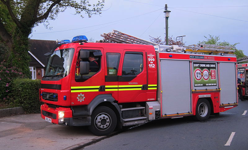 18 firefighters from three stations tackle severe house fire in Bordesley Green