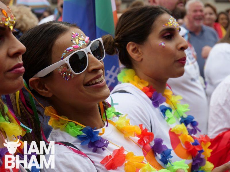 All smiles as revellers enjoy Birmingham Pride 2021§