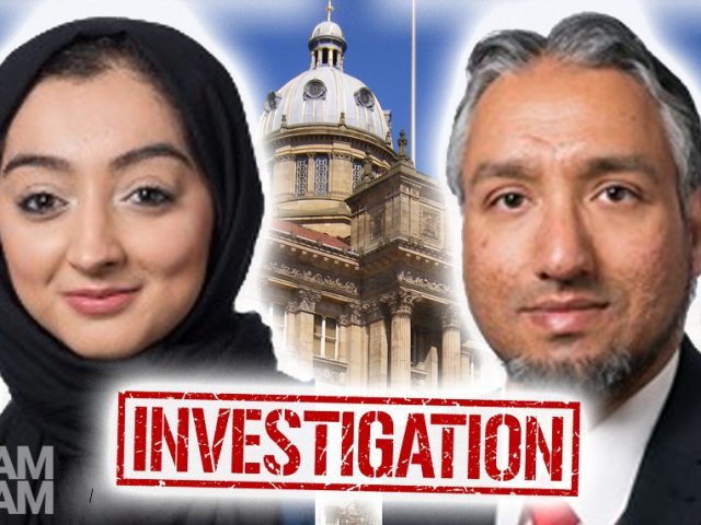 An investigation has been launched following residents