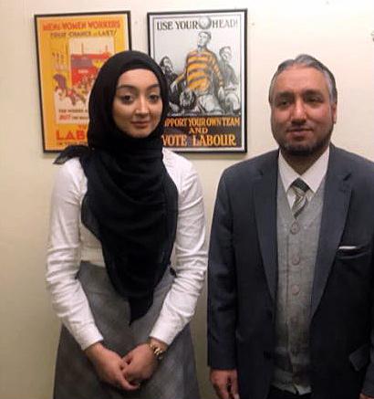 Birmingham City Council leader Ian Ward is expecting both Cllr Safia Akhtar and Cllr Zaheer Khan at this week's council meeting