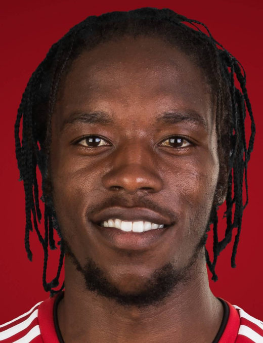 """West Bromwich Albion football player Romaine Sawyers was left """"numb"""" following the racist abuse"""