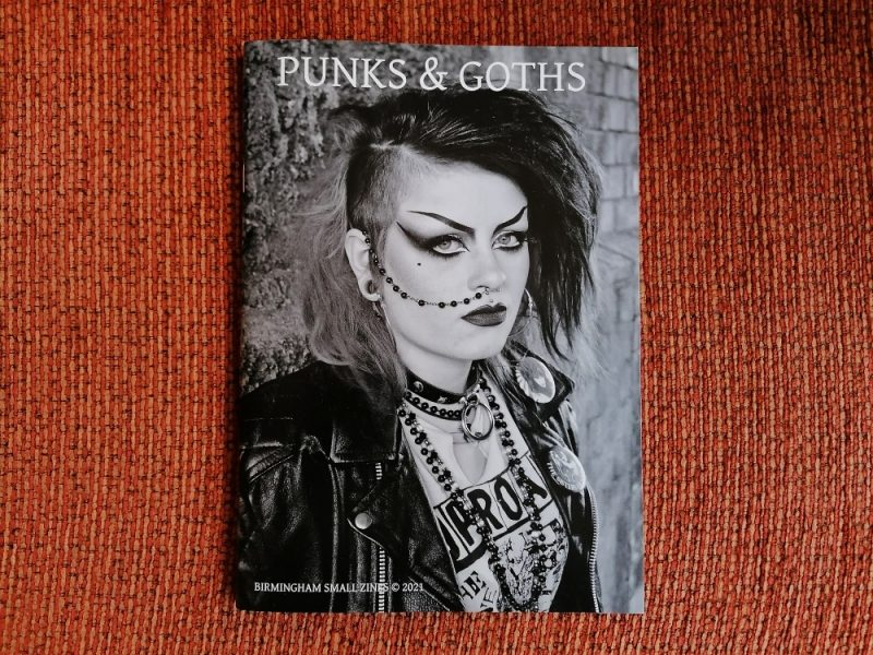 'Punks & Goths' is a vibrant and intimate look at people who are often misunderstood by society